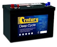 Century Deep Cycle Wet Batteris