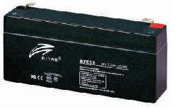 RITAR 6v 3.2Ah battery
